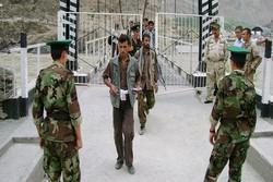 درگیری میان نیروهای نظامی تاجیکستان و قاچاقچیان مسلح