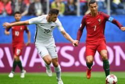 پیروزی پرگل پرتغال مقابل نیوزلند/ صعود به نیمه نهایی با صدرنشینی