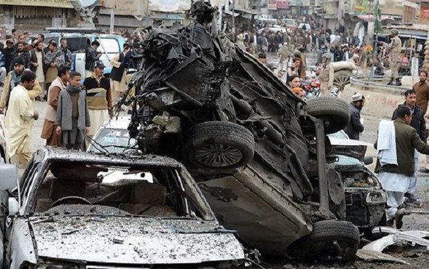 پاکستان کے علاقہ چمن میں بم دھماکے سے ایک شخص ہلاک متعدد زخمی