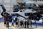 کشف بسته مشکوک در نمایشگاه هوافضای پاریس