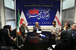 دکتر حاج رسولیها مدیر عامل شرکت مدیریت منابع آباییران