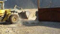 تخریب ساخت و ساز غیرمجاز