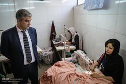 بازدید سفیر دانمارک از طرح های شورای پناهندگان دانمارک در کرج
