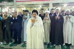 نماز عید فطر در مصلای الغدیر خرمآباد برگزار شد