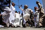 """مراسم عيد الفطر و""""الهوسه"""" في محافظة خوزستان /صور"""