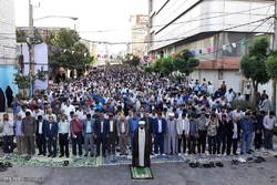 نماز عید سعید فطر در شهرستان های استان تهران