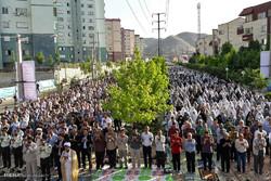 ایران میں نماز سعید فطر مذہبی عقیدت اور احترام سے ادا کی گئی