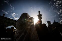 نماز عید سعید فطر دراستان مقدس امامزاده صالح