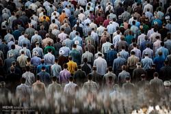 اقامه نماز عید فطر در شاهرود
