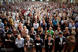 ایران کے مختلف صوبوں میں نماز عید فطر ادا کی گئی(2)