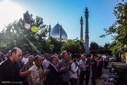 اقامه نماز عید سعید فطر در ارومیه / عکس : زهرا طالعی
