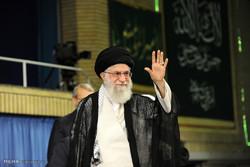 تقرير مصور عن لقاء كبار المسؤولين مع قائد الثورة الاسلامية
