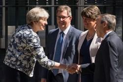 توافق برای تشکیل دولت اقلیت انگلیس حاصل شد