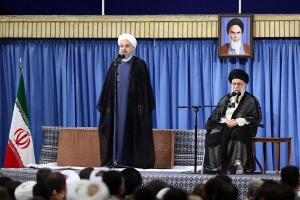 روحاني:  ايران كشفت جزءا بسيطا من قدراتها الدفاعية في الرد على الارهابيين