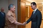 Beşar Esad'dan Rusya'nın hava üssüne ziyaret