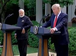 Trump, Modi ile görüşecek