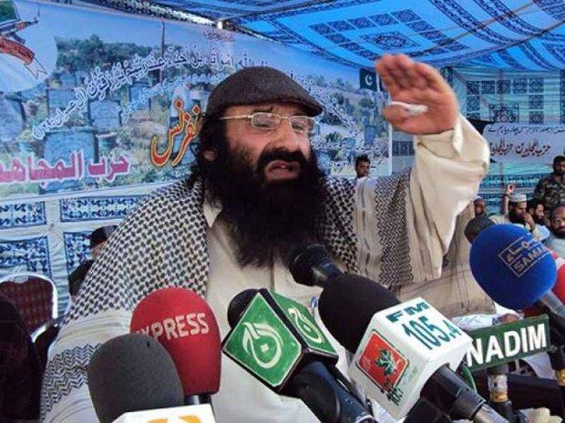 کشمیر میں علیحدگی پسند تنظیم حزب المجاہدین کے کمانڈر کے بیٹے گرفتار