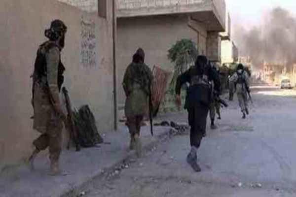 شەڕی ناوخۆیی داعش لە کەرکووک