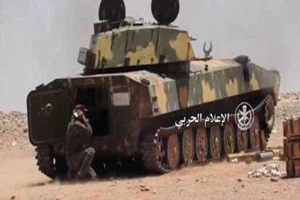 """الجيش السوري يطرد """"داعش"""" من جبل استراتيجي في البادية"""