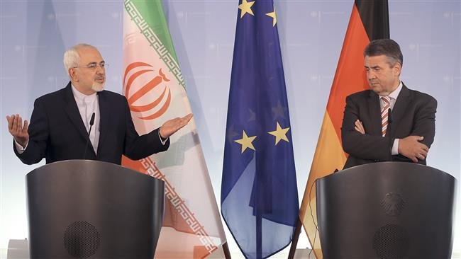 Iran urges Europe to help promote dialogue in Persian Gulf