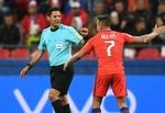 Iran's Faghani to ref China-Korea match at AFC C'ship League