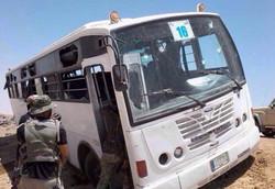 """مقتل واصابة 16 عنصرا من الحشد الشعبي بـ""""اعتداء ارهابي"""" غادر غربي الموصل"""