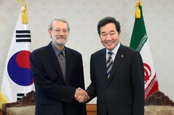 larijani south korea