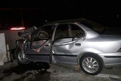 تصادف ۲ خودرو در اسلامشهر ۶ مصدوم بر جای گذاشت