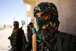 نیوەی شاری ڕەقە لە بندەستی داعش ئازادکراوە