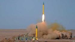 IRGC missiles