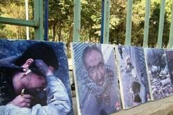 نمایشگاه عکس اعتیاد در نگارخانه شهرداری سنندج برپاشد