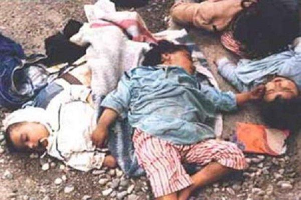 سردشت؛ بصمات أبدية في ذاكرة الانسانية لجرائم صدام حسين