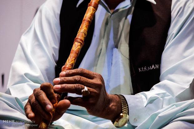 انطلاق مهرجان الموسيقى الشعبية في ايران