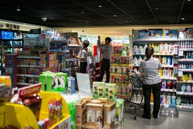 خرده فروشی سنتی در چین در حال رشد است