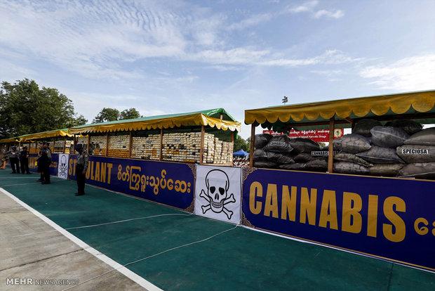 مبارزه با مواد مخدر در آسیا