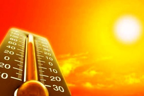 گرما هواشناسی