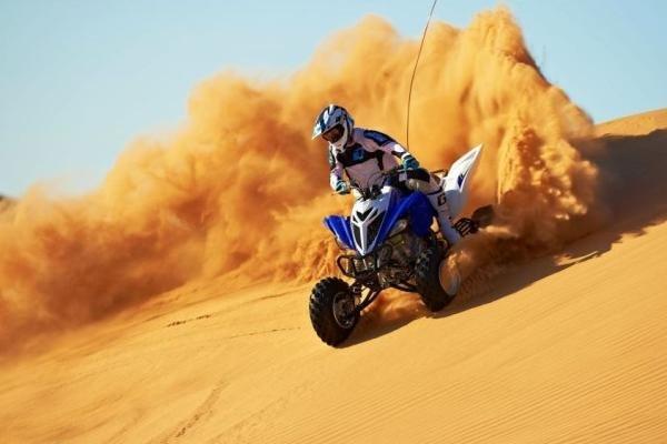 Image result for موتور سواری کمپ کویری یزد