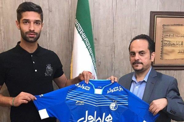فوتبالیست جوان گلستانی به استقلال تهران پیوست