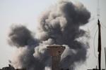 ۹ کشته و ۴۹ زخمی درحملات خمپاره ای گروههای مسلح به دمشق وحومه آن