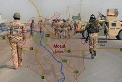 موصل کے مغربی ساحل پر 4 داعش دہشت گرد گرفتار