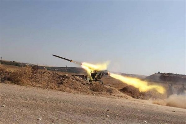 الدفاعات الجوية السورية تستهدف مقاتلات اسرائيلية قرب حمص
