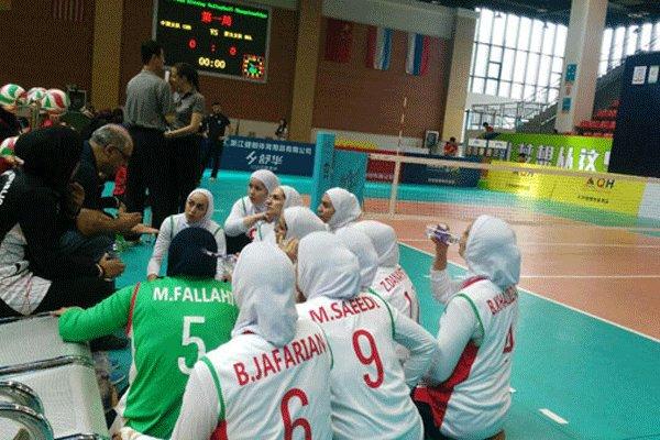 تیم ملی والیبال نشسته بانوان ایران