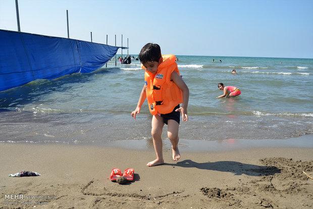 مازندران تستقبل العطلة الصيفية