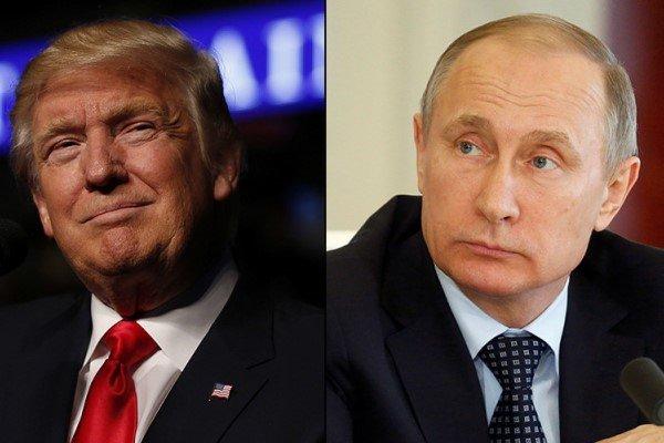 طرح دیدگاههای پوتین و ترامپ در حاشیه «جی ۲۰» مهم است
