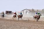 هفته نخست کورس اسبدوانی تابستانه بندرترکمن