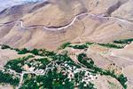 جاده طالقان - تهران در بنبست کمبود اعتبار