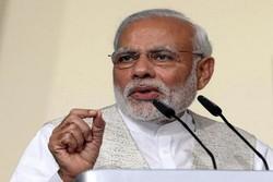 مودي يعرب  عن ارتياحه لتنامي العلاقات بين الهند وايران