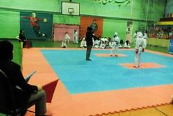 اردوی تیم ملی نونهالان کاراته کشور در دهگلان برگزار می شود