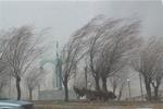 ابر و باد در غرب کشور و دامنههای البرز
