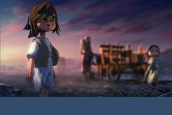 """""""Cennetten kurtuluş"""" animasyonu Avustralya'da gösterilecek"""